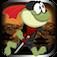 Frog Hero Jump Deluxe: Avoid the Fighting Ninjas Pro